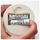 IKEA LADDA ( 703.038.76) Батарея акумуляторна HR6 AA 1,2, фото 2