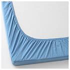 IKEA LEN ( 904.271.02) Простирад на резинці ліж д/немовлят 60x120 см, фото 5