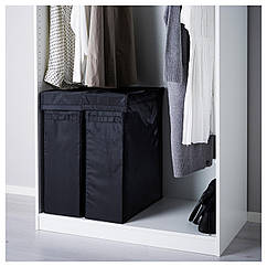 IKEA SKUBB (302.240.46) Мішок для білизни+підставка 80 л