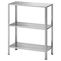 IKEA HYLLIS   (304.283.26) Стелаж 60x27x74 см