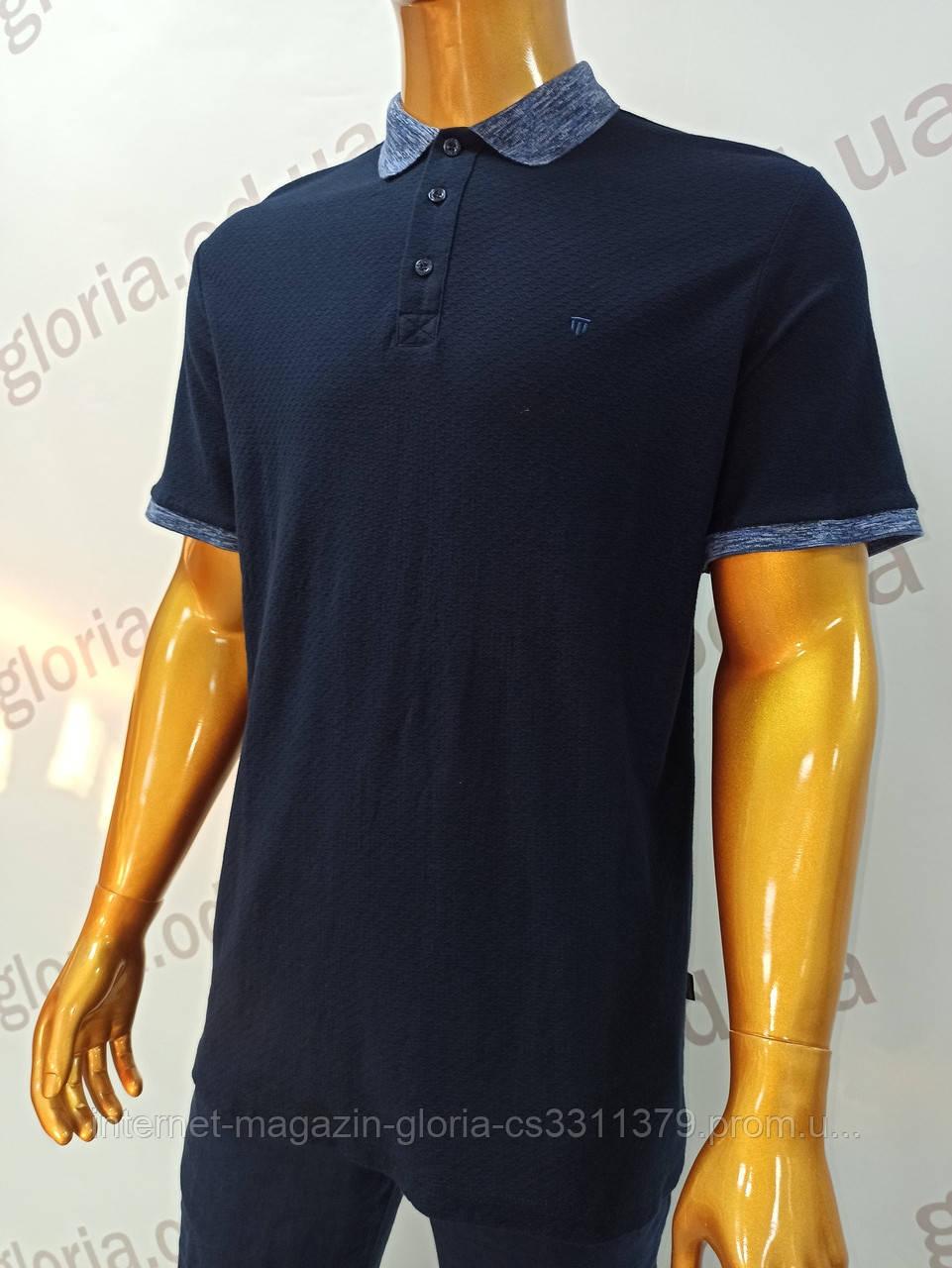 Мужская футболка поло Tony Montana. PSL-5011. Размеры: M,L,XL,XXL.