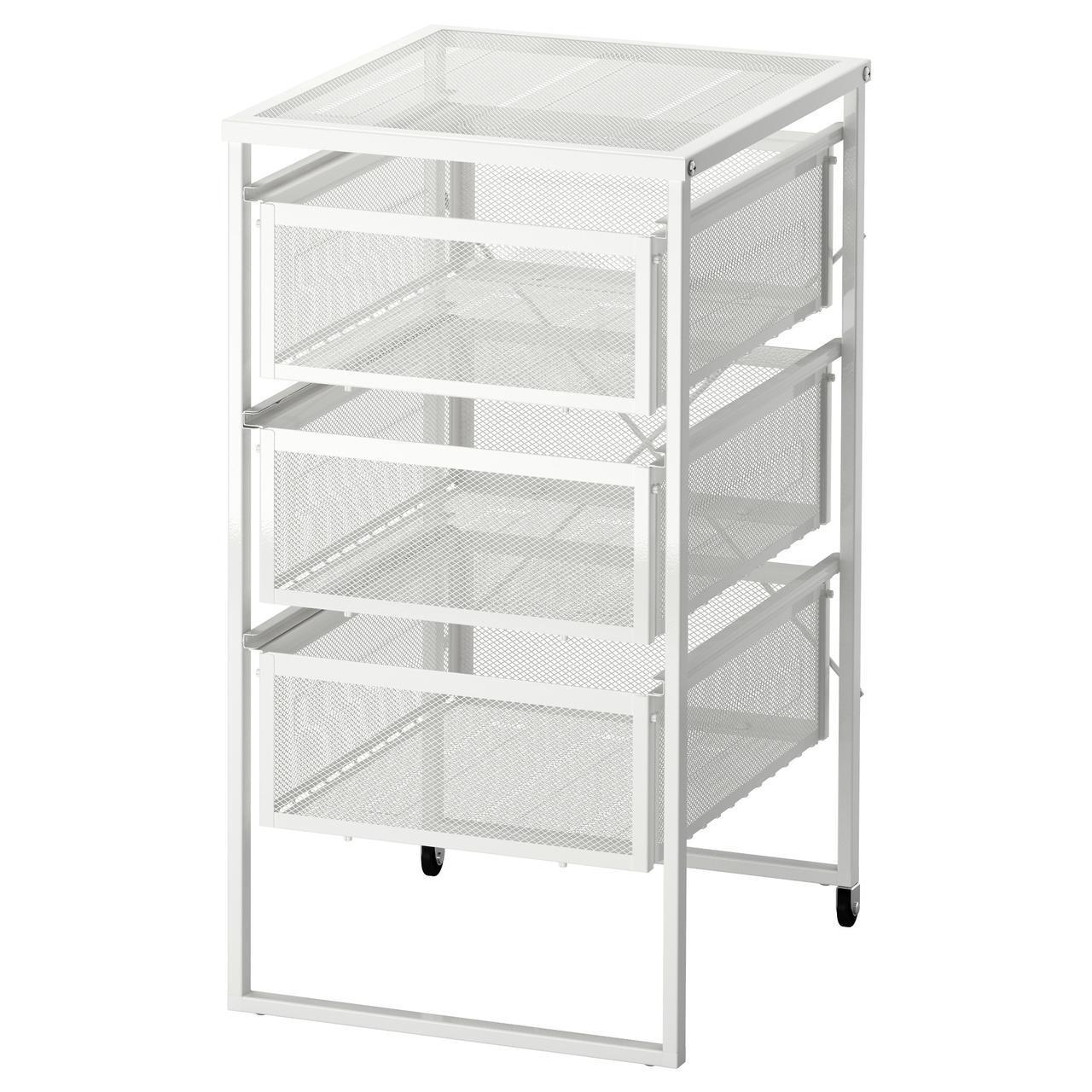 IKEA LENNART (303.261.77) Комод, білий