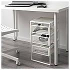 IKEA LENNART (303.261.77) Комод, білий, фото 2