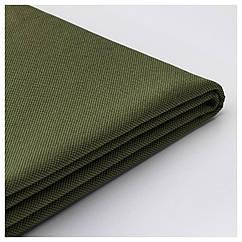 IKEA VALLENTUNA (104.178.52) Чохол для подушки для спинки, ОРРСТА оливково-зелений