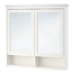 IKEA HEMNES (802.176.75) Зеркальный шкаф