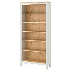 IKEA HEMNES (604.135.02) Книжкова шафа 90x197 см