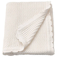 IKEA  GULSPARV  (404.271.09) Ковдра, білий 70x90 см