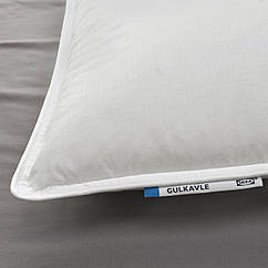 IKEA GULKAVLE (204.602.94) Подушка, висока д/сну на боці/спині 50x60 см
