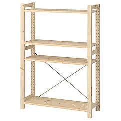 IKEA Стеллаж IVAR (893.097.22)