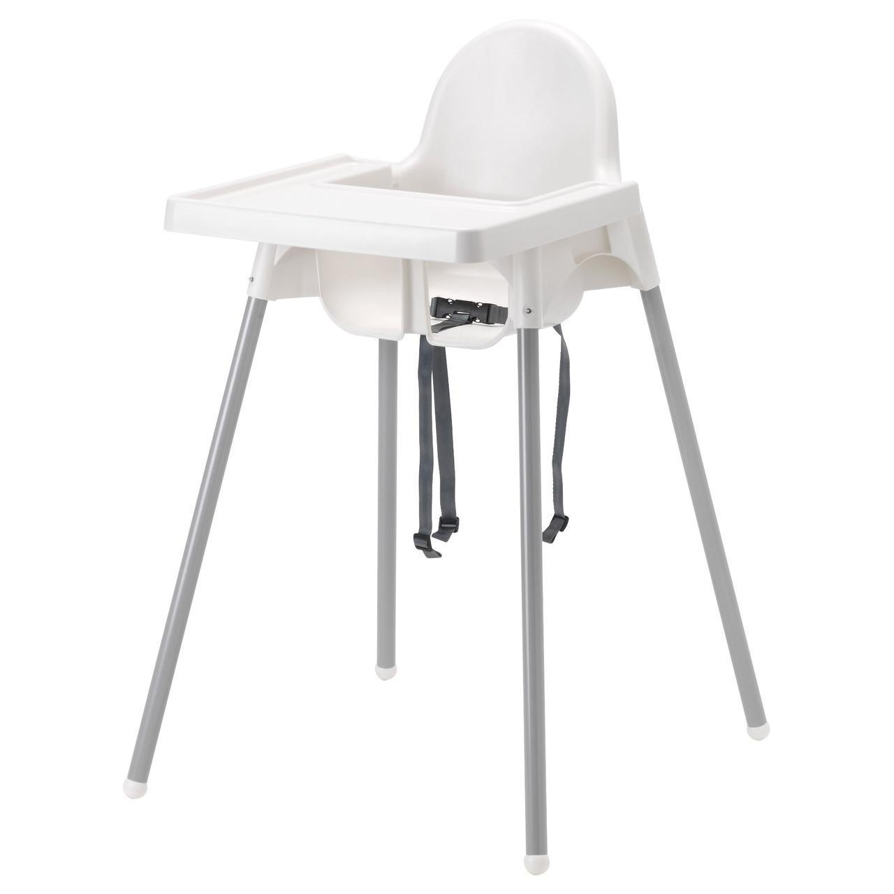 IKEA ANTILOP (290.672.93) Стільчик для годування зі стільницею