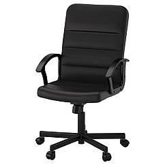 IKEA RENBERGET (203.394.20) Обертовий стілець, БОМСТАД чорний