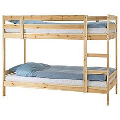 IKEA MYDAL (001.024.52) Каркас 2-ярусной кровати, сосна 90x200 см