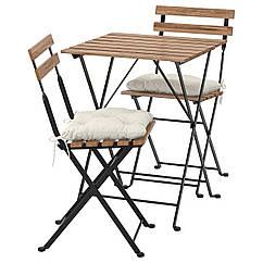 IKEA  TÄRNÖ (392.867.18) Стіл+2 стільці, вуличний