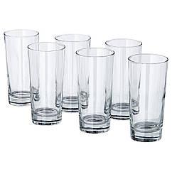 IKEA GODIS (200.921.07)Склянка, прозоре скло 40 сл