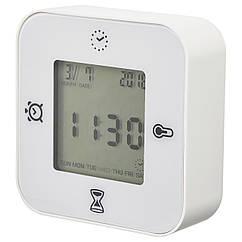 IKEA KLOCKIS ( 802.770.04) Годинник/термометр/будильник/таймер