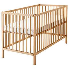 IKEA SNIGLAR (302.485.37) Ліжко для немовлят  60x120 см