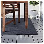 IKEA MORUM (402.035.57) Килим, пласке плетіння, приміщ/вул 160x230 см, фото 5