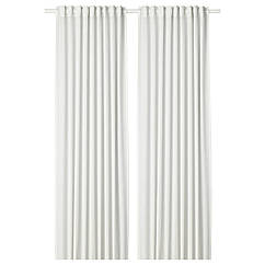 IKEA HILJA ( 404.308.14) Штори, 1 пара145x300 см