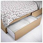 IKEA MALM (902.646.90) Контейнер для постельных принадлежностей, фото 2