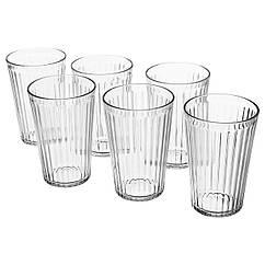 IKEA VARDAGEN (703.131.06) Склянка 43 сл