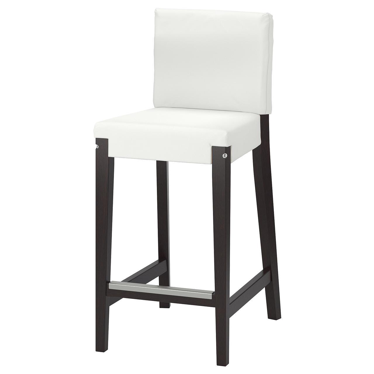 IKEA  HENRIKSDAL ( 304.261.34) Барний стілець 63 см