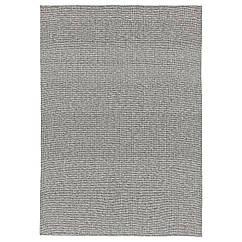 IKEA TIPHEDE (204.700.47) Килим, пласке плетіння, сірий/білий 155x220 см
