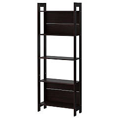 IKEA LAIVA (401.785.91) Книжкова шафа 62x165 см