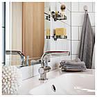IKEA SVENSKAR Змішувач для ванни, хром (802.994.21), фото 4