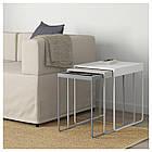IKEA GRANBODA (503.511.75) Комплект столів, 3 шт, фото 5