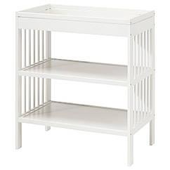 IKEA GULLIVER (203.070.37) Пеленальний стіл, білий