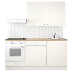 IKEA  KNOXHULT ( 691.804.66) Кухня 180x61x220 см