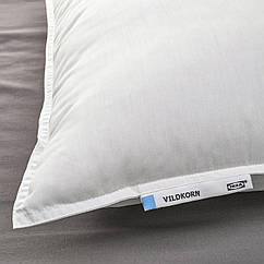 IKEA  VILDKORN (904.605.87) Подушка, низька 50x60 см