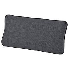 IKEA  VALLENTUNA (191.498.07) Подушка для спинки, ХІЛЛАРЕД темно-сірий
