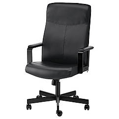 IKEA MILLBERGET (903.394.12) Рабочий стул, Кимстад белый