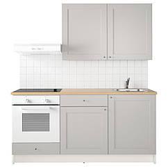 IKEA KNOXHULT ( 791.804.42) Кухня, сірий 180 см
