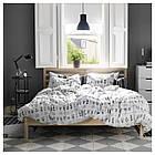 IKEA Ліжко TARVA (899.292.32), фото 5