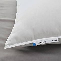 IKEA  VILDKORN (904.605.68) Подушка, висока д/сну на боці/спині 50x60 см