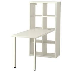 IKEA KALLAX (591.230.61) Письменный стол, белый