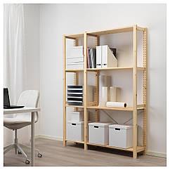 IKEA Стеллаж IVAR (792.483.19)