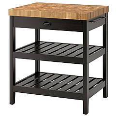 IKEA VADHOLMA  (403.661.15) Кухонний острівець 79x63x90 см