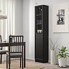 IKEA  BILLY / OXBERG (692.874.10)Стелаж панель/скляні дверцята 40x30x202 см, фото 5