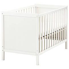 IKEA SUNDVIK (002.485.67) Ліжко для немовлят