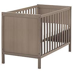 IKEA SUNDVIK (702.485.64) Ліжко для немовлят 60x120 см