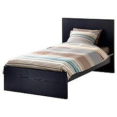 IKEA MALM (802.494.93) Кровать, высокая, белая