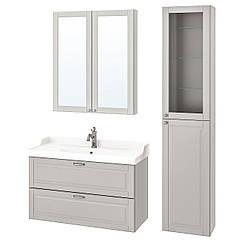 IKEA Комплект мебели для ванной GODMORGON / RÄTTVIKEN (793.046.97)