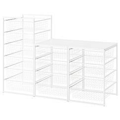 IKEA Стеллаж с корзинами JONAXEL (892.976.77)