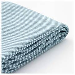 IKEA HOLMSUND ( 203.876.42) Чохол для кутового дивана-ліжка, ОРРСТА світло-синій