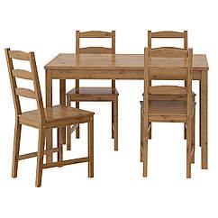 IKEA JOKKMOKK (502.111.04) Стіл+4 стільці