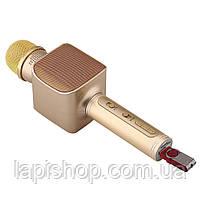 Беспроводной караоке микрофон колонка YS-68, фото 5