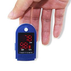 Пульсометр Pulse Oximeter JZK-302 на палец